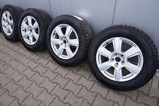 4 Winterräder Winterreifen 225/65 R17 Audi Q5 Pirelli 5,5mm Original