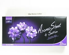 LG TROMM styler Genuine Part - Aroma Kit by saffron Jasmin Blue 20 sheets