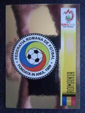 Panini Euro 2008 - Team Foil Badge Romania #311