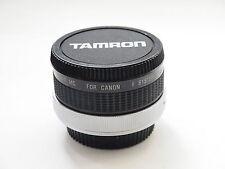 Tamron F system Tele-converter 2x Canon FD Mount. Stock No u4713