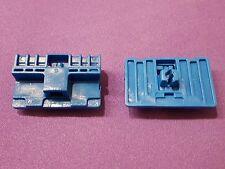 New Audi Front Left Right Power Window Regulator Repair Plastic Clips set of 2