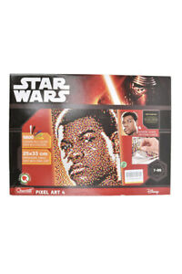 Quercetti For Disney Finn 0845 Star Wars Pixel Art 4 Mosaic Multicolor