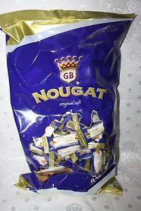 Golden Boronia NOUGAT ORIGINAL SOFT 1kg Bulk Bag