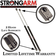 Qty 2 Strong Arm 4462 Front Hood Lift Supports
