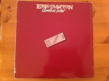 ERIC CLAPTON and his Band 1981 Vinyl 33rpm LP ANOTHER TICKET