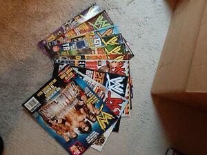 WWE Magazin, Deutsche Ausgabe, Jahrgang 2010