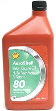 OIL.6 AeroShell Oil 80 1 qt/946ml
