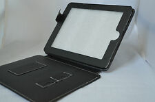 Apple iPad 4 3 2 Stand Case Cover Black