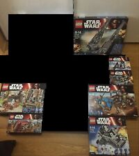 🔰NEW🔰 Lego Star Wars The Force Awakens Collection 🔰NO MINIFIGURES🔰