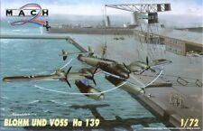 MACH 2 1/72 Messerschmitt et Voss ha139 # 7232