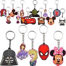 Schlüsselanhänger Schlüsselring Kinder Disney Anhänger Frozen Cars ab 3,40€