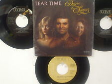 LOT OF 4 ' DAVE & SUGAR ' HIT 45's+1PS [Tear Time}   THE 70's!