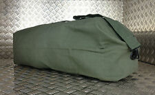 British Army Style Kitbag / Duffle Bag ARMY GREEN - NEW