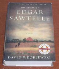 The Story of Edgar Sawtelle Hardback Book 2008 David Wroblewski Oprah Selection