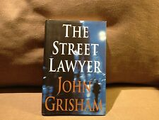 The Street Lawyer by John Grisham First Edition 1998 Very Good Condition
