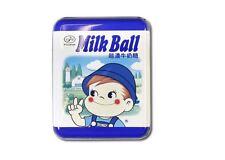 Japan Fujiya Poko Milky Candy in Tin