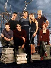 Buffy The Vampire Slayer Cast 11x17 Mini Poster (28cm x43cm) #01