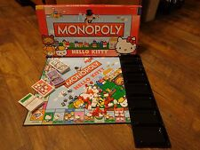 USAOPOLY--HELLO KITTY MONOPOLY BOARD GAME (LOOK) COLLECTOR'S EDITION