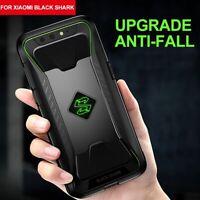 Phone Case Xiaomi Black Shark Helo Liquid Silicone Thin Cover Heat Dissipation 2