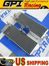R&L Aluminum radiator HONDA CR500 CR500R CR 500R 1985-1988 1986 1987 88 87 86 85