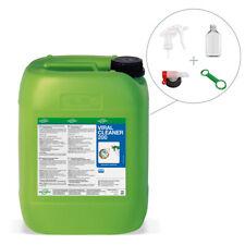 VIRAL CLEANER Flächendesinfektion Hygienereiniger für Gewerbe