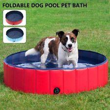 Portable pet play pool easy foldable 60x20