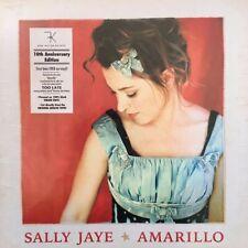SALLY JAYE - AMARILLO   VINYL LP NEW