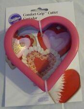 Heart Cookie Cutter Comfort Grip Wilton #2310-616 Valentine's Day No PayPal