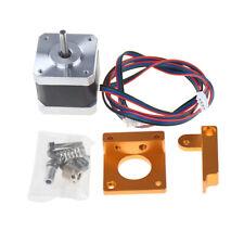 Nema 17 Stepper Motor 175mm Filament Reprap For 3d Printer Extruder Kkit