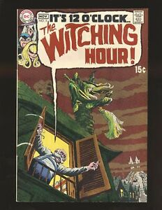 Witching Hour # 5 - Wrightson art VF/NM Cond.