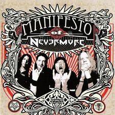 Nevermore-Manifesto (BEST OF) - NEUF emballage d'origine-CD