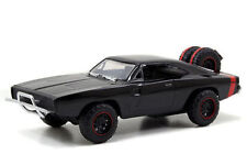 Jada Fast & Furious 1970 Dodge Charger Off Road 1:32 Scale Diecast Car Black