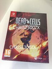 Dead Cells Signature Edition Collector's Nintendo Switch Region Free EU Import