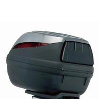 KAWASAKI Z1000SX Topcase-Set 39 Liter H8 Ebony Baujahr 2011 - 2013