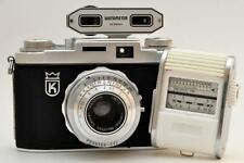 Old Photo.  Close-up King Regula IP.a + Sixon + Watameter camera