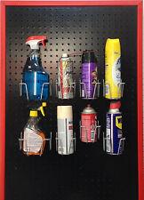 Pegboard Hooks - Can & Bottle Hooks / Holders -
