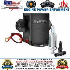 Universal Electric Fuel Pump 4-7 PSI 12V Low Pressure Petrol Gas Diesel Inline