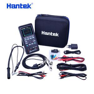 Hantek Oscilloscope 2D82AUTO Electrical 30,000wfm/s Oscilloscopes 320*240 Pixels