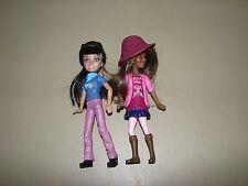 "2 McDonald's 2011 Spin Master Liv Dolls Cake Topper Toy 6"""