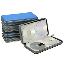 80x Disc CD/VCD/DVD Portable Storage Case Wallet Hard Box Bag Holder FE