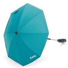 iCandy Pushchair Parasol / Sun Canopy Orange / Blue / Red / Beige / Dark Brown