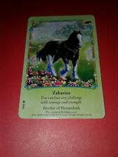BELLA SARA SPRING CARNIVAL SERIES 14 ZABARIUS 39/55 NON-FOIL CARD