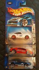 Hotwheels 2003 Final Run #134 Ferrari #203 Lamboghini Diablo #204 Porsche 911