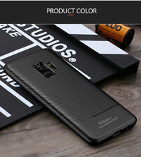 Samsung Galaxy Note 9 Cover Case Original IPAKY Super Light Carbon Fibre Series