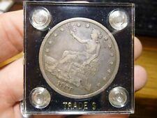 1878 S Trade Dollar