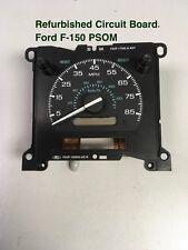 92 96  Ford F-150 Speedometer , PSOM
