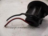 Mitsubishi Delica L300 2.5 4D56 86-94 rear light bulb holder 2 wires red + black