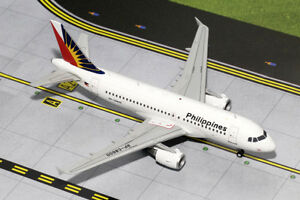 Gemini Jets 1:200 Scale Philippine Airlines Airbus A319 RP-C8600 G2PAL499