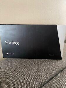 "Microsoft Surface RT 1516  HD 10.6"" Tablet 64GB black"