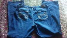 Maurices Denimflex Bootcut Jeans, Size 15/16, Used,good condition,Free Shipping!